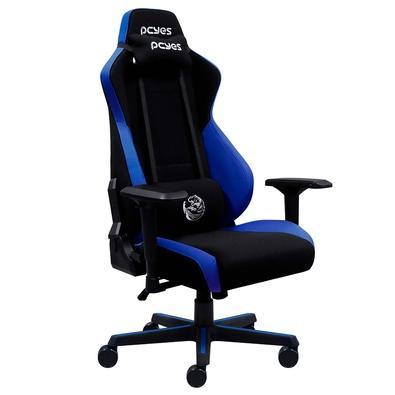 Cadeira Gamer PCYes Mad Racer V8 Turbo, Blue - V8TBMADAZ