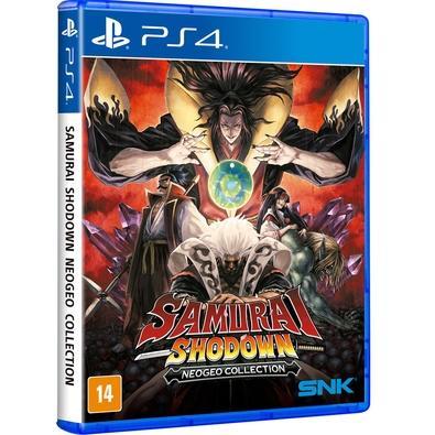 Game Samurai Shodown Neogeo Collection PS4