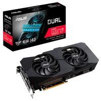 Placa de Vídeo Asus Dual AMD Radeon RX 5600 XT EVO, 6GB, GDDR6 - DUAL-RX5600XT-T6G-EVO