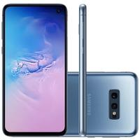 Smartphone Samsung Galaxy S10e, 128GB, 16MP, Tela 5.8´, Azul - SM-G970FZBRZTO