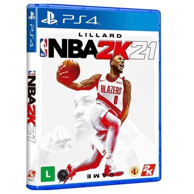 Game NBA 2K21 PS4 - TT000208PS4