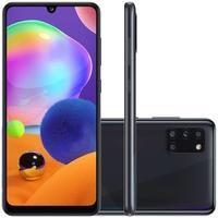 Smartphone Samsung Galaxy A31, 128GB, 48MP, Tela 6.4´, Preto - SM-A315GZKRZTO