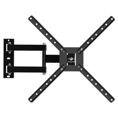 Suporte Articulado Brasforma, com Inclinação, Para TV LED, LCD, Plasma, 3D e Smart TV 10´ a 56´ - BRA 4.0