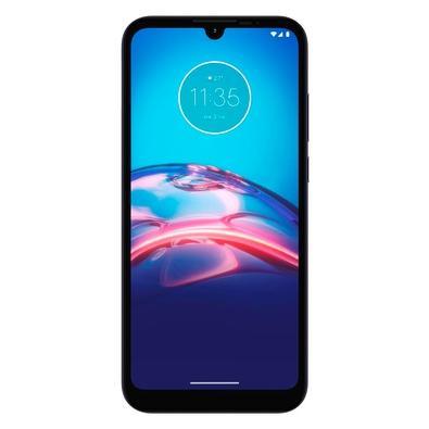 Smartphone Motorola Moto E6S, 32GB, 13MP, Tela 6.1´, Cinza Titanium + Capa Protetora - PAJD0059BR