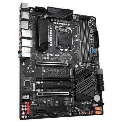Placa Mãe Gigabyte W480 VISION W, Intel, DDR4