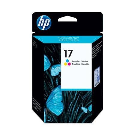 Cartucho de Tinta HP 17 Color - C6625A