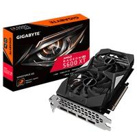 Placa de Vídeo Gigabyte AMD Radeon RX 5600 XT WINDFORCE 6G, GDDR6 (Rev. 2.0) - GV-R56XTWF2-6GD