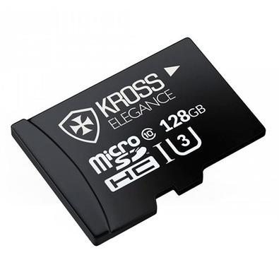 Cartão de Memória Kross MicroSD 128GB UHS1 - KE-MC128GBU3