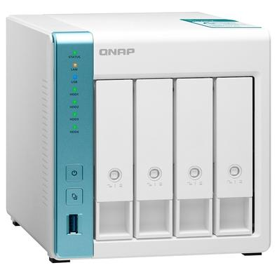 Storage QNAP NAS, Sem Disco, 4 Baias - TS-431K-US