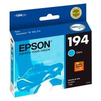 Cartucho de Tinta Epson 194 T194220BR XP-204/XP-214, Ciano - T194220-BR