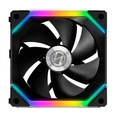 Kit 3 Cooler FAN Lian Li Uni SL120, RGB, 360mm - UF-SL120-3B