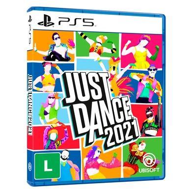 Jogo Just Dance 2021 - Playstation 5 - Ubisoft