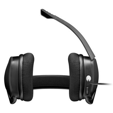 Headset Gamer Corsair Void Elite, Stereo, Drivers 50mm, Múltiplas Plataformas, P2 e P3, Carbono - CA-9011208-NA