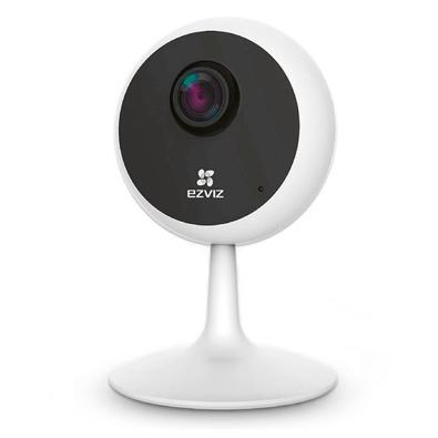 Câmera de Segurança Interna EzViz C1C, Wi-Fi, FHD 720p, Infravermelha, SD até 256GB, Visão até 12m