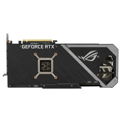 Placa de Vídeo Asus GeForce RTX 3060 Ti, 8GB - ROG-STRIX-RTX3060TI-O8G-GAMING