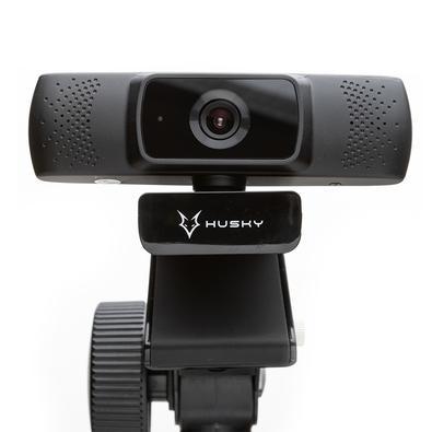 Webcam Husky Storm, Full HD, 1080p, Autofoco, Tripod - HGMN001