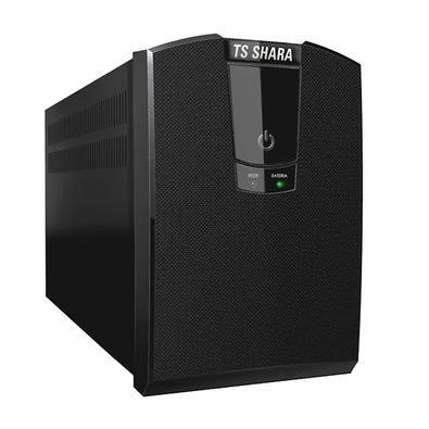 Nobreak TS Shara UPS Professional Universal 1500VA, Semi-Senoidal, 8 Tomadas de Saída, Indicador de LED, Alarme Sonoro, Bivolt, Preto - 4436
