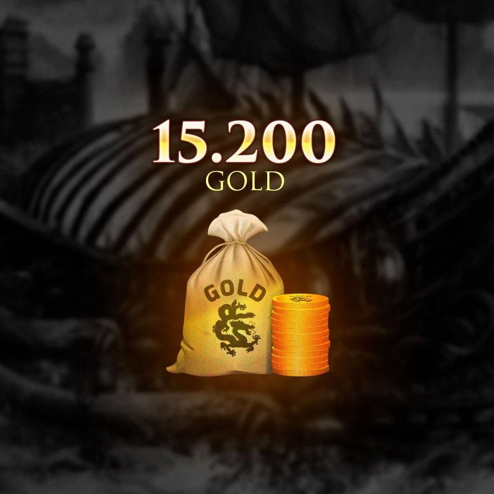 Gift Card Perfect World - 15.200 Gold