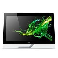 Monitor Profissional Touchscreen Acer 23' IPS, Full HD, HDMI/DisplayPort/USB-C, Acer eColor, Som Integrado, VESA - T232HL A