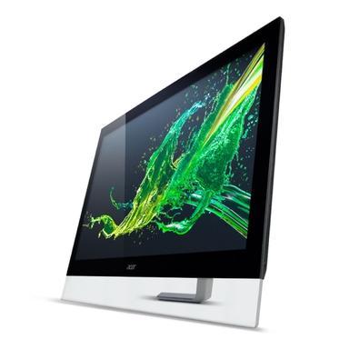 Monitor Acer TouchScreen 23´ T232HL A, IPS, Full HD, Acer eColor, VGA, HDMI, USB, Vesa, Touch 10 pontos - UM.VT2AA.A03