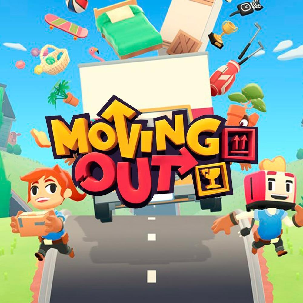 Jogo Moving Out para PC, Steam - Digital para Download
