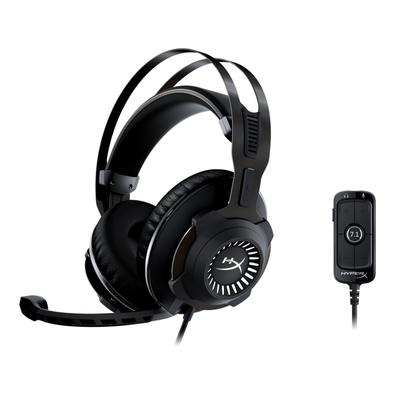 Headset Gamer HyperX Cloud Revolver, Som Surround 7.1, Drivers 50mm, Múltiplas Plataformas, USB e P3 - HHSR1-AH-GM/G