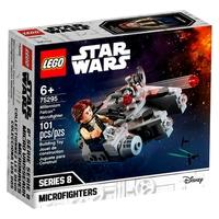 LEGO Star Wars - Microfighter Millennium Falcon, 101 Peças - 75295