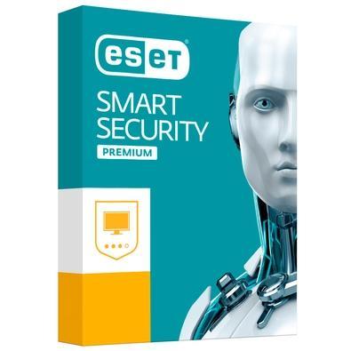 ESET Smart Security Premium para 5 Usuários, 1 Ano, Digital para Download