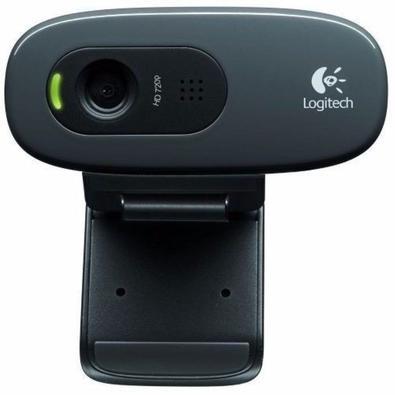 Webcam C270 LogiTech 720P HD USB