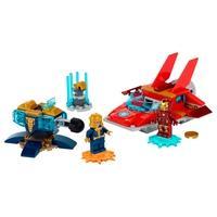 LEGO Super Heroes - Iron Man vs. Thanos, 103 Peças - 76170