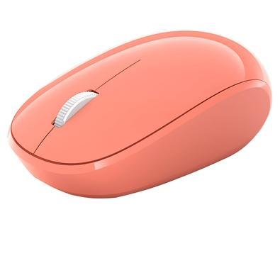 Mouse sem Fio Microsoft, Bluetooth, Laranja - RJN00056