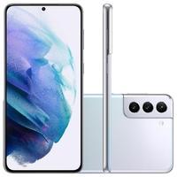 Samsung Galaxy S21+ 5G, 256GB, RAM 8GB, Octa-Core, Câmera Tripla, Prata - SM-G996BZSSZTO