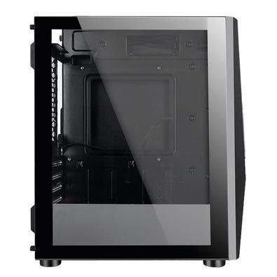 Computador PC Gamer Skill AMD Athlon 3000G, Placa de vídeo Radeon VEGA 3, 8GB DDR4, SSD 480GB, 500W, Skill Cool