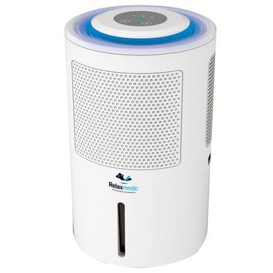 Desumidificador de Ar Relaxmedic Air Ion Plus, até 1.8L, Luz Indicatória, Bivolt, Branco - RM-DA7510A