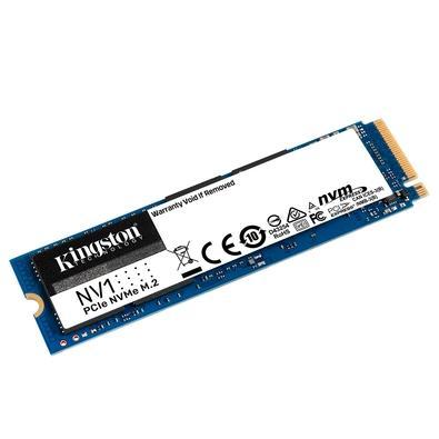 SSD Kingston NV1 2TB,M.2 2280 NVMe, Leitura: 2100MB/s e Gravação: 1700MB/s - SNVS/2000G