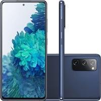 Smartphone Samsung Galaxy S20 FE 256GB, 8GB RAM, Octa-Core, Câmera Tripla, Carregamento Super Rápido, Cloud Navy - SM-G780GZBSZTO