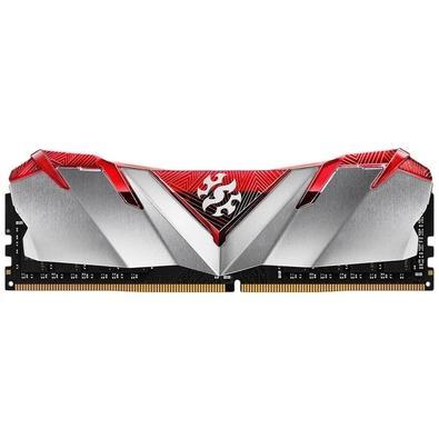 Memória XPG Gammix D30, 16GB, 3200MHz, DDR4, CL 16, Vermelho - AX4U320016G16A-SR30