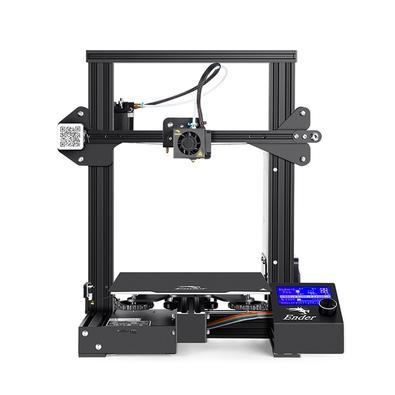 Impressora 3d Creality Ender-3 Printer Fdm Colorida Usb Bivolt