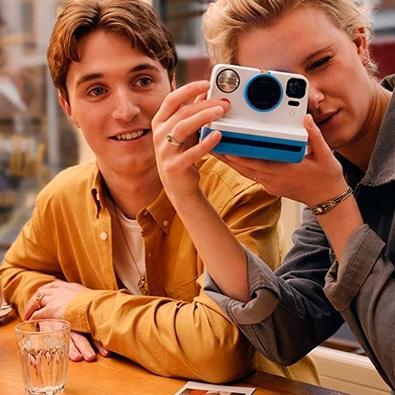 Câmera Fotográfica Polaroid Now com Impressão Instantânea - 9027