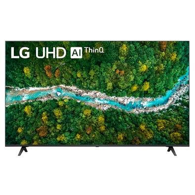 Smart TV LG 60 4K UHD 60UP7750, com WiFi e Bluetooth, HDR, Inteligência Artificial, ThinQ Smart Magic, Google Alexa - 60UP7750PSB