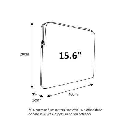 Case para Notebook Reliza 15.6´ Slim, Repeat - 6355