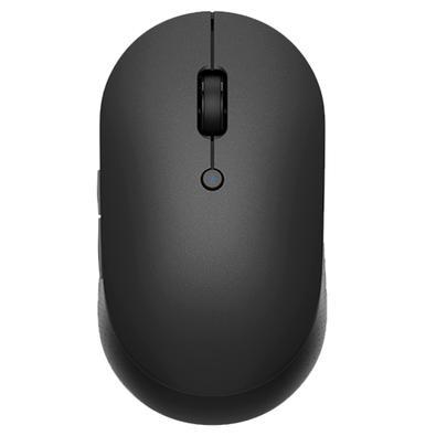 Mouse Sem Fio Xiaomi, 1300DPI, Sensor Laser, Ergonômico e Ultra Silencioso, Preto - XM502PRE
