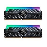 Memória XPG Spectrix D41 TUF, RGB, 16GB (2x8GB), 3200MHz, DDR4, CL16, Preto - AX4U32008G16A-DB41