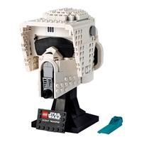 LEGO Star Wars - Capacete de Scout Trooper, 471 Peças - 75305