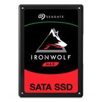 SSD Seagate IronWolf 110, 480GB, SATA, 2.5, Leitura 560MB/s, Gravação 485MB/s, 3D TLC, Preto - ZA480NM10001