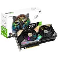 Placa de Vídeo Asus KO NVIDIA GeForce RTX3070 V2 Gaming, RGB, 14 Gbps, 8GB GDDR6, DLSS, LHR, Ray Tracing - KO-RTX3070-08G-V2-GAMING