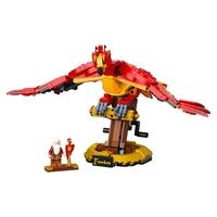 LEGO Harry Potter - Fawkes, A Fénix de Dumbledore, 597 Peças - 76394