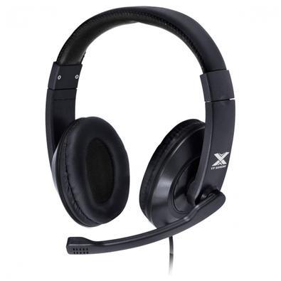 Headset Gamer Vinik VX V Blade II, Estéreo com Microfone Retrátil, USB, Driver 40mm, Preto - GH204