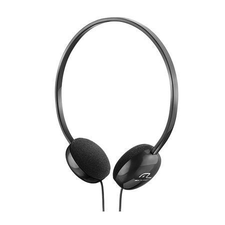 Headphone Multilaser P2 Preto Clean - PH063