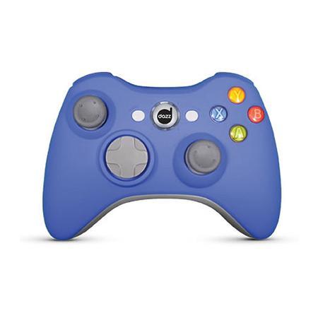 Controle Dazz PC/ Xbox 360 Azul - 624503
